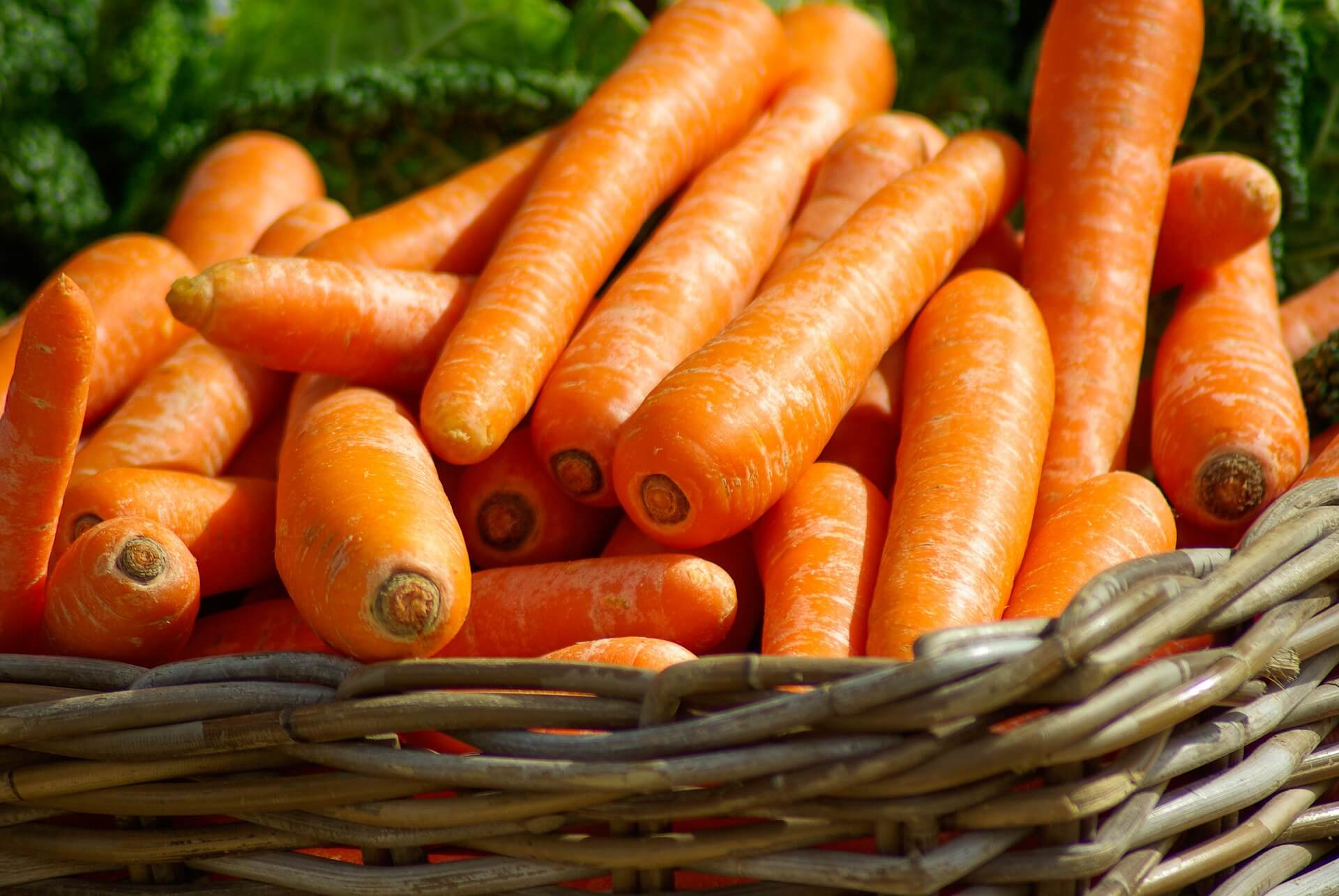 carrots-for body clensing