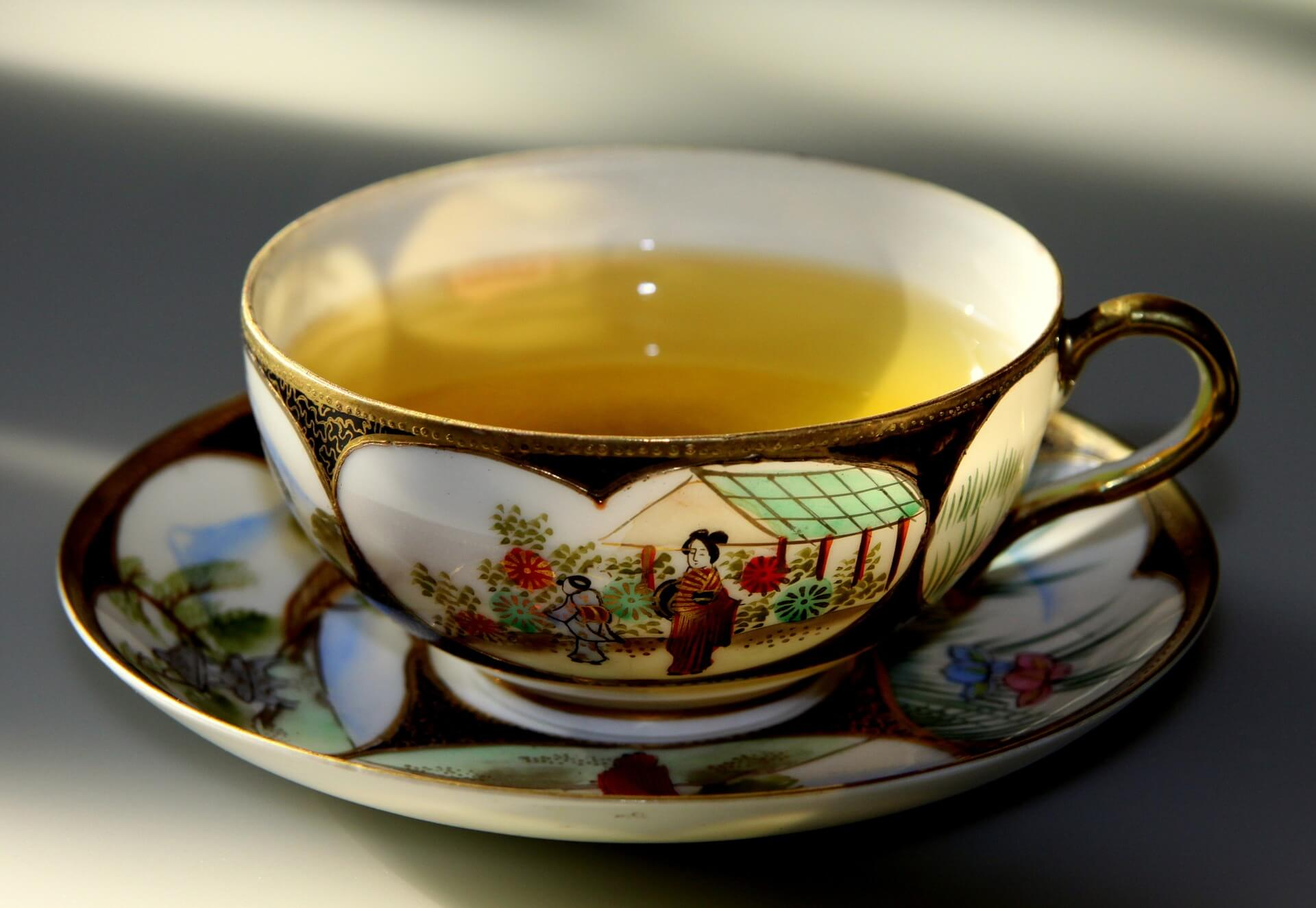 green tea for body clensing