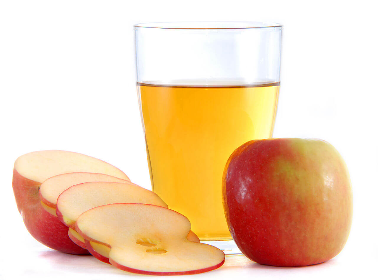 Apple cider vinegar natural teeth whitening