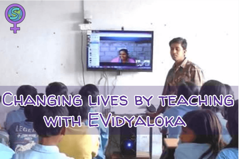 Changing Lives By Teaching With EVidyaloka