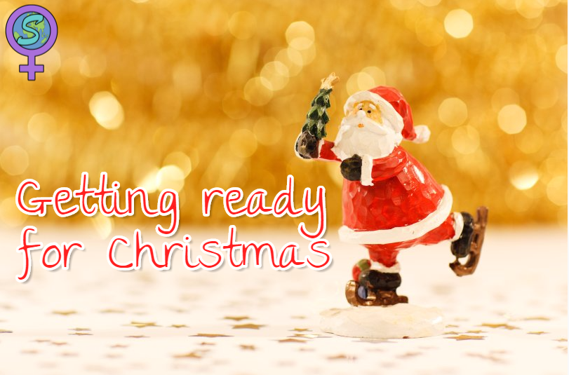 Getting Ready For Christmas – The Countdown Begins