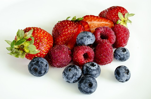 berries, berry, strawberries
